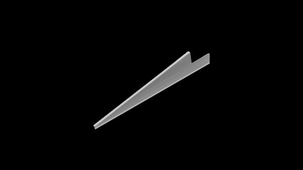 PMT EVO 2.0 Osłona boczna lewa, Ost/West 10°, 52215-1608