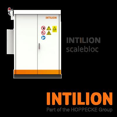 Komercyjny akumulator INTILION w Memodo