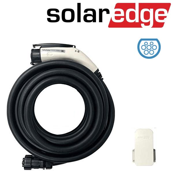 SolarEdge EV Charger Kabel Typ II 7,6 m