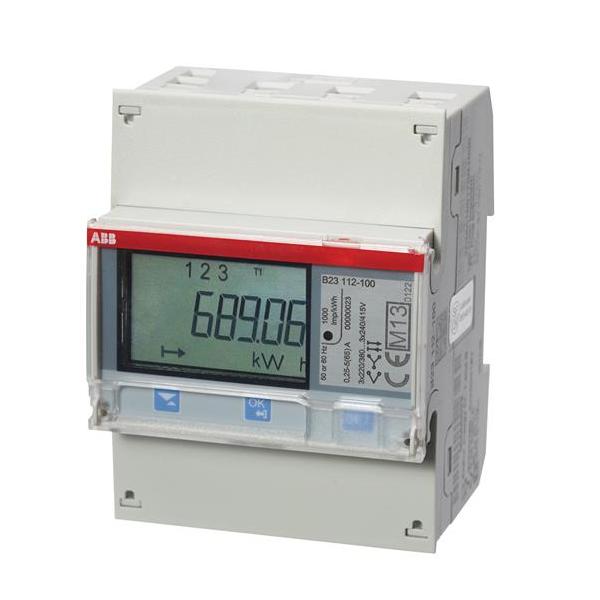 3-fazowy czujnik, RS485 (ABB B23 112-100)