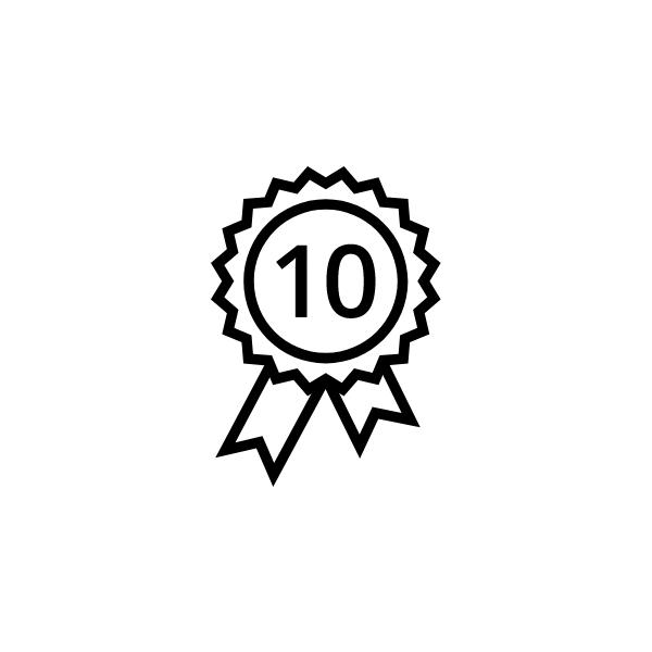 SMA Przedłużenie gwarancji Comfort grupa cenowa 10 10 lat