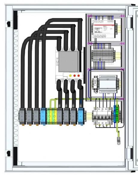 HIS Ochrona sieci i instalacji HNA-0134-0-B002 / 135 kVA 200 A