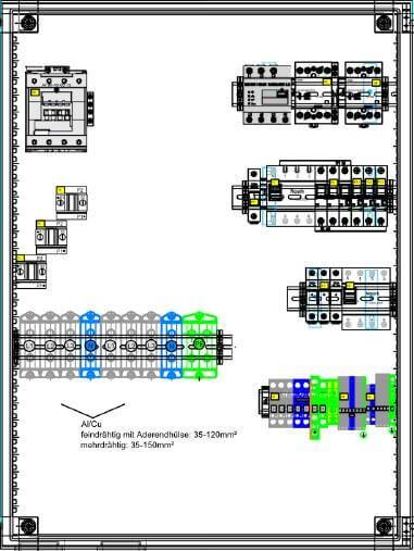 Enwitec Urządzenie przełączające 3x SMA Sunny Island Pmax 72,5 kW