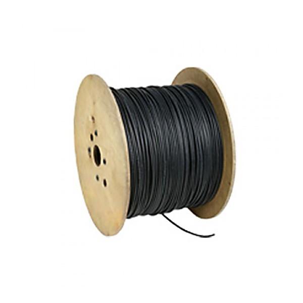 Kabel solarny HIS Hikra PLUS EN 4,0 mm² 500 m czarny