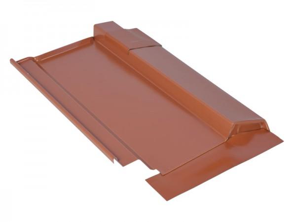 Metalowa płyta dachowa Marzari Typ Grande 280, czerwona