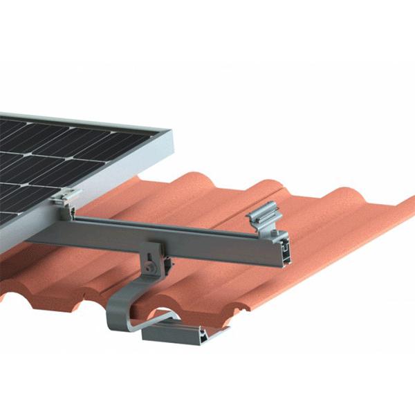 Alumero Ryczałt konstrukcji na dach spadzisty, 1-warstwowa, SLZ 2, WLZ 2