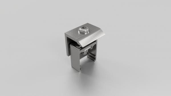 PMT EVO 2.0 / Flat Direct Klamra końcowa, 30–50 mm, 52215-0133/-1427