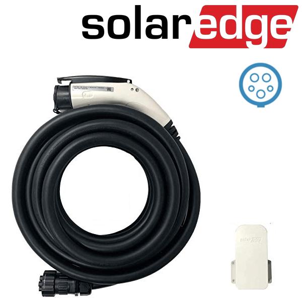 SolarEdge EV Charger Kabel Typ I 7,6 m