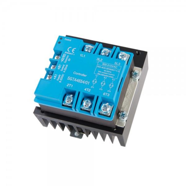 SmartFox Nastawnik tyrystorowy 3 x 400 V / 6 kW / 8,9 A 3-faz.
