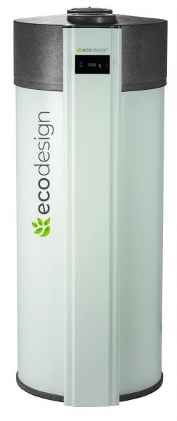 ecodesign Pompa ciepła do produkcji wody użytkowej ED 300 WT