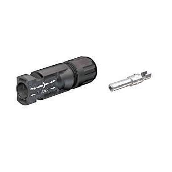 Stäubli wtyczka MC, tylko część wewnętrzna, 4–6 mm²
