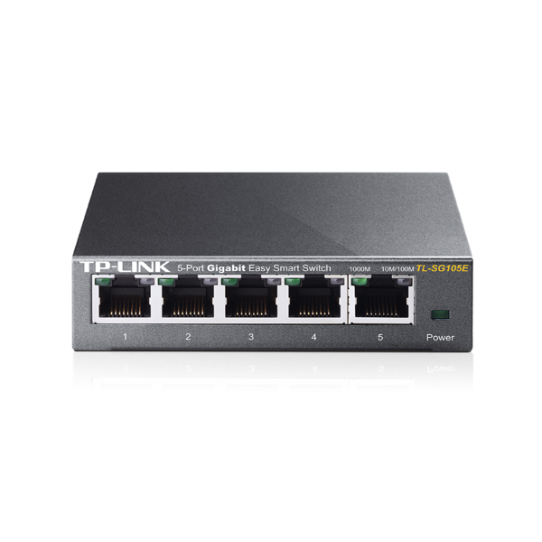 Switch TP-Link TL-SG105E Gigabit 5 portów