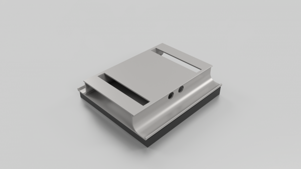 PMT EVO 2.0 Złączka szynowa, 127 mm, 52215-1434