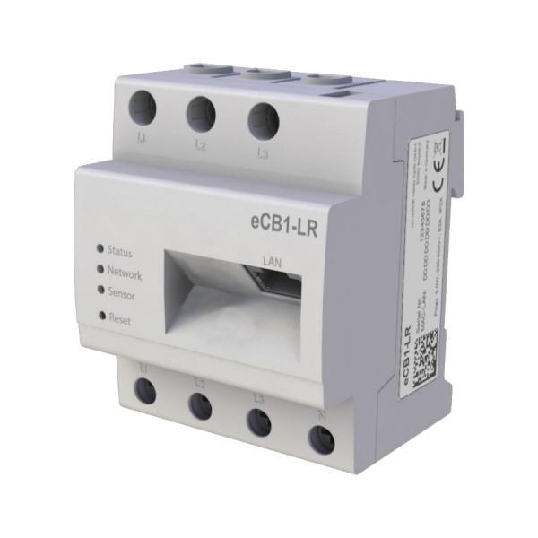 Moduł pomiarowy i sterujący Hardy Barth Smartmeter eCB1-LR-PV zewnętrzny