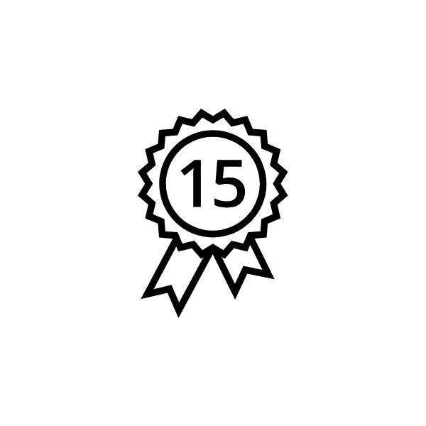 SMA Przedłużenie gwarancji Active Grupa cenowa 16 15 lat