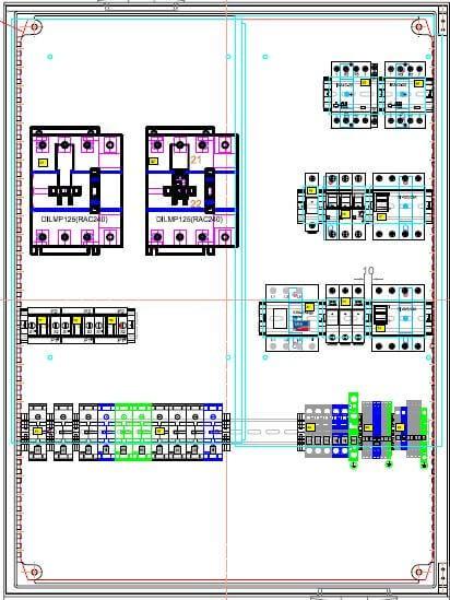 Enwitec Urządzenie przełączające 3x SMA Sunny Island Pmax 125 kW