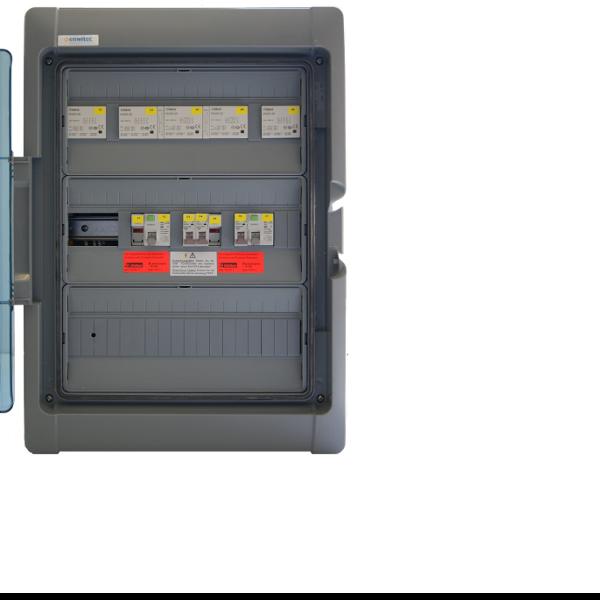 Enwitec Urządzenie przełączające 1x SMA Sunny Island Pmax 20 kW