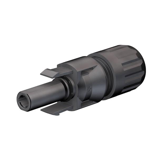 Stäubli MC4 gniazdo, 4–6 mm² II, Da 5,9–8,8 mm