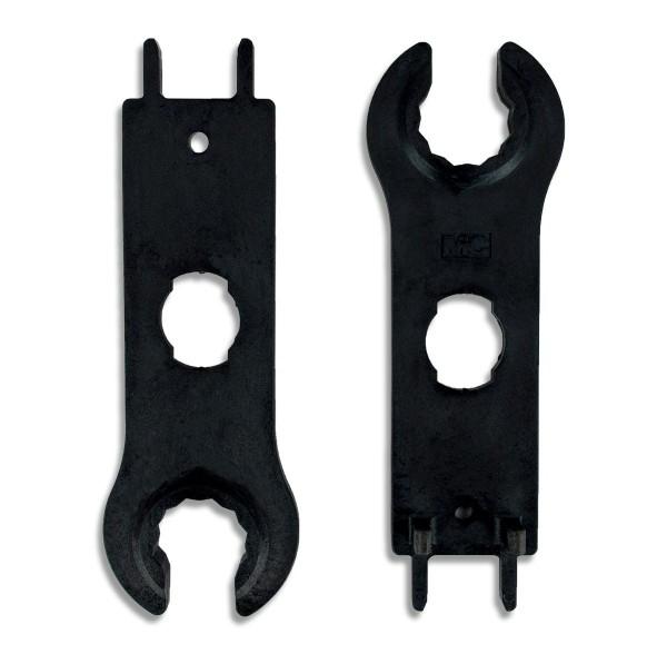 Narzędzie montażowe Stäubli MC4 / zestaw kluczy, tworzywo sztuczne