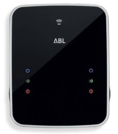 ABL eMH3 TWIN Controller+ 22 kW zawiera Dashboard Basis