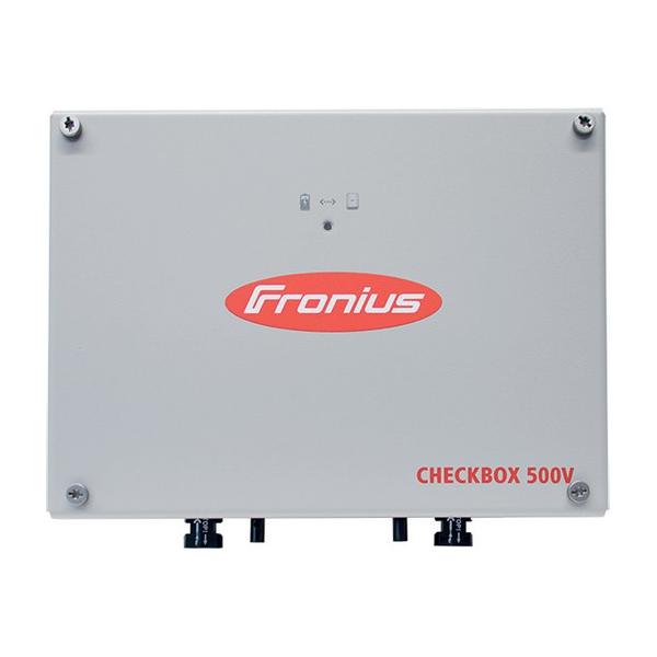 Fronius Checkbox dla LG Chem Resu H