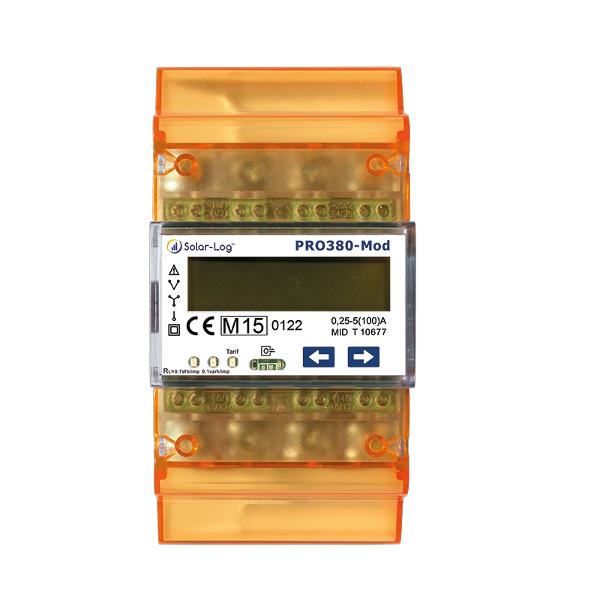 Solar-Log Pro 380 RS485 Pomiar bezpośredni